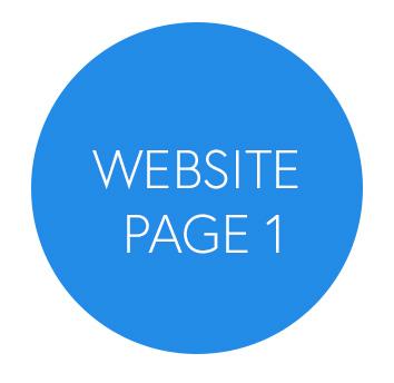 Website 1 Button